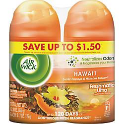 Airwick Freshmtc Hawaii Refill Spray 62