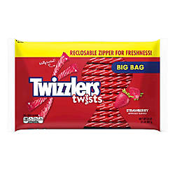 Twizzlers Strawberry Twists 32 Oz Zipper