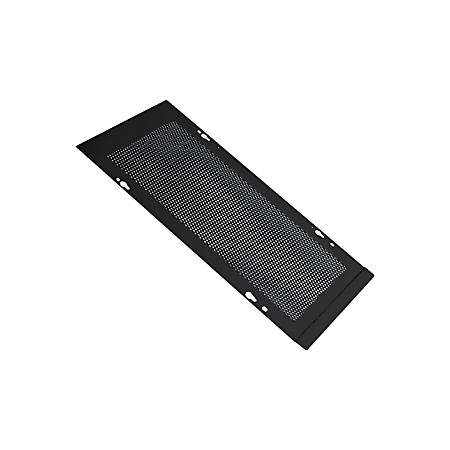 APC by Schneider Electric AR8574 Perforated Trough Cover - Black - 2 Pack