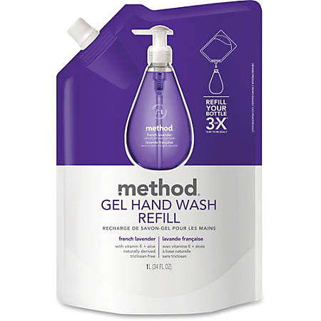 Method™ Hand Wash Refill, 34 Oz., Lavender