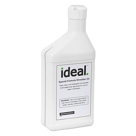 ideal. Special High-Cling Shredder Oil, 16 Oz, Pack Of 4 Bottles