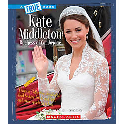 Scholastic A True Book Biographies Kate