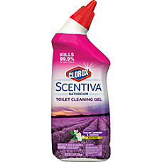 Clorox Scentiva Gel Toilet Bowl Cleaner