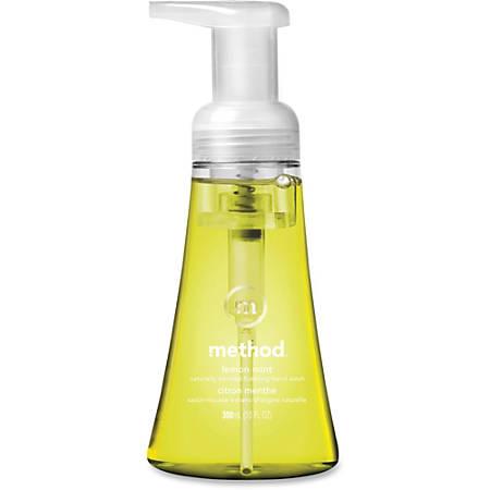 Method™ Foaming Hand Wash, Lemon Mint, 10 Oz.