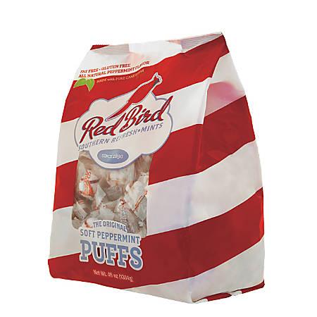 Piedmont Peppermint Puffs, 46-Oz Bag