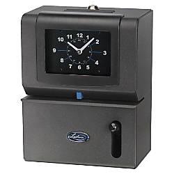 Lathem 2000 Series Manual Time Clock