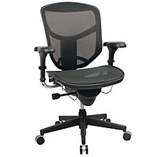 WorkPro Quantum 9000 Ergonomic MeshNylon Managerial