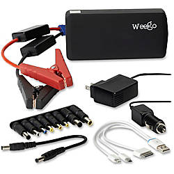 Weego Jump Starter Heavy Duty Battery