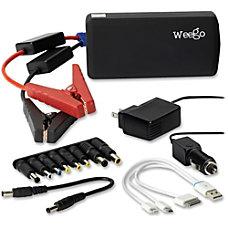 Weego Jump Starter Heavy Duty Battery