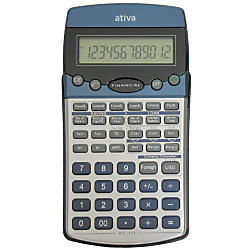 how to use a financial calculator ba ii plus professional