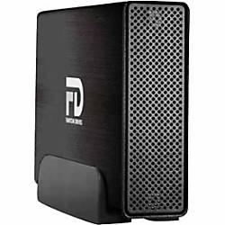 Fantom Drives Professional 2TB 7200RPM USB30eSATAFirewire400800