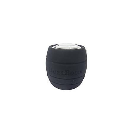 BeatBoom Speaker System - Wireless Speaker(s) - Portable - Battery Rechargeable - Black, White