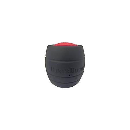 BeatBoom Speaker System - Wireless Speaker(s) - Portable - Battery Rechargeable - Black, Red