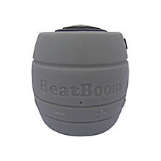BeatBoom Portable Bluetooth Speaker System Black