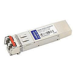AddOn Cisco Compatible TAA Compliant 10GBase-CWDM SFP+ Transceiver (SMF, 1590nm, 80km, LC, DOM)