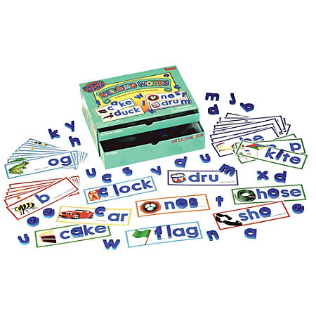 Playmonster Building Words Phonics Early Learning Center Kit, Pre-K - Grade 12