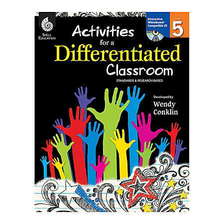 Shell Education Activities For A Differentiated Classroom, Grade 5