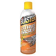 Blaster Citrus Based Degreasers 11 Oz