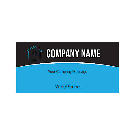 Magnetic Sign, Sell That House, Horizontal