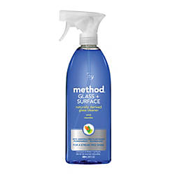 Method Glass Surface Cleaner Mint Scent
