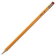 Integra Presharpened Pencils 2 Lead Yellow