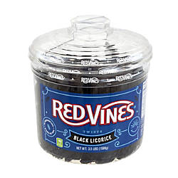 Red Vines Black Licorice Twists 4