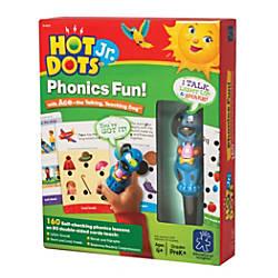 Educational Insights Phonics Fun 2 Sided