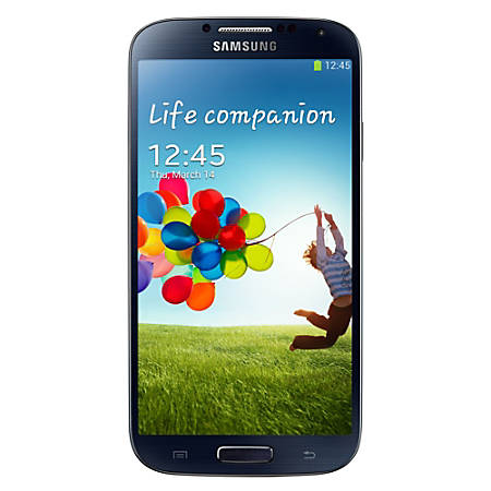 Samsung Galaxy S4 I337 Refurbished Cell Phone, Black, PSC100003