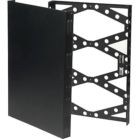 Innovation 2U Wall Mount Rack - Black