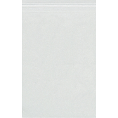 """Office Depot Brand 6 Mil Reclosable Poly Bags 20"""" x 24"""", Box of 100"""