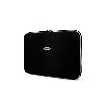 Mobile Edge TechStyle Portfolio 2.0 - Clamshell - EVA (Ethylene Vinyl Acetate) - Black, Charcoal