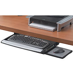 Fellowes Office Suites Underdesk Keyboard Drawer