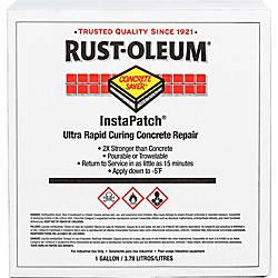 Rust Oleum InstaPatch Concrete Repair Kit