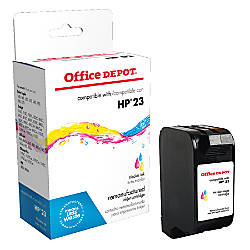 Office Depot Brand 23 HP 23