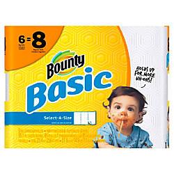 Bounty Basic Select A Size Paper