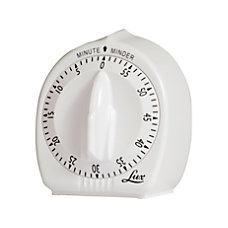 Lux Classic Mechanical 60 Minute Timer
