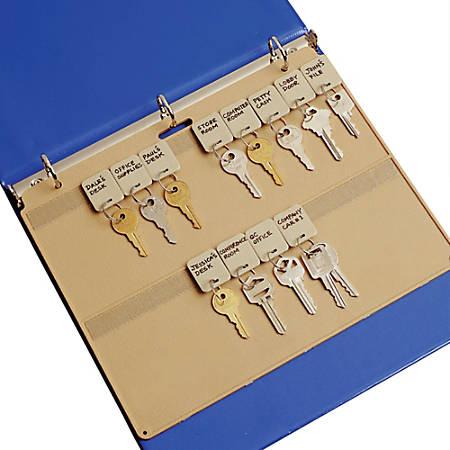STEELMASTER® File Drawer 22-Key Panel, Beige