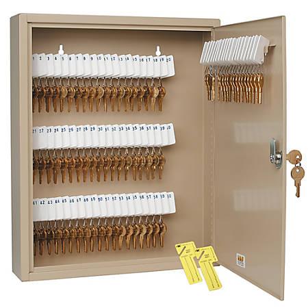 STEELMASTER® Unitag™ 80-Key Cabinet, Sand