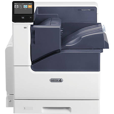 Xerox VersaLink C7000 C7000/DN Laser Printer - Color - 35 ppm Mono / 35 ppm Color - 1200 x 2400 dpi Print - Automatic Duplex Print - 620 Sheets Input