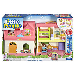 Little People SurpriseSounds Home Female Plastic