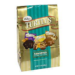 DeMets Turtles Assorted Flavors 109 Lb