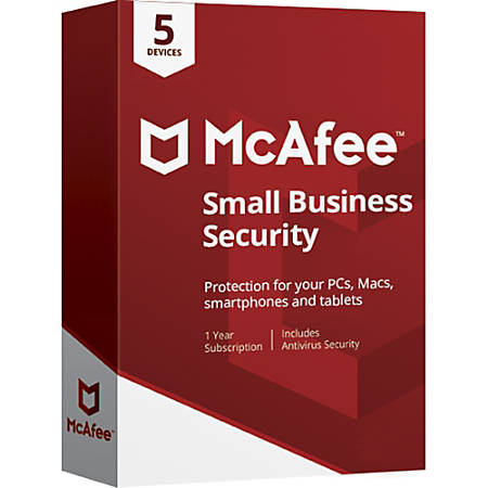 Mcafee Small Business Security 5 Device Download Version