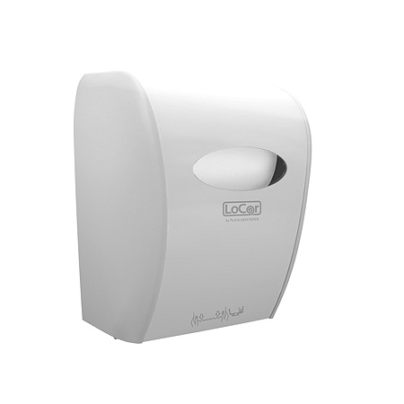 Solaris Paper Locor Wall Mount Mechanical Paper Towel Dispenser