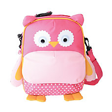 Keeplit Insulated Lunch Bag Assorted MonkeyOwl