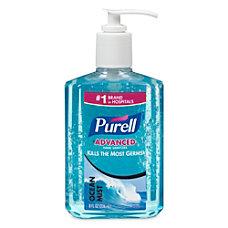 Purell Instant Hand Sanitizer Blue Ocean