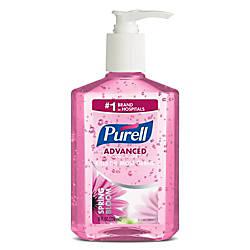 Purell Instant Hand Sanitizer 8 Oz