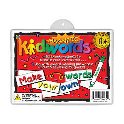 Barker Creek Magnets Magnetic Kidwords Make