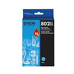 Epson DuraBrite Ultra T802XL220 S High