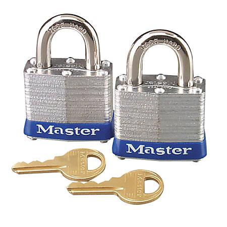 Master Lock® Maximum Security Padlocks, Pack Of 2