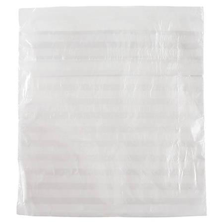 Get Reddi Sandwich Bags, 6 3/4 x 6 3/4, Clear, Carton Of 2,000 Bags